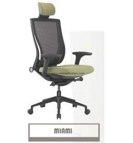 jual kursi kantor carera miami
