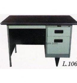 jual meja kantor lion l 106