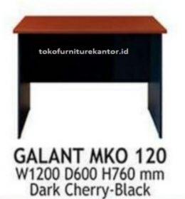 Jual Meja Kantor Activ Galant MKO 120 Murah Surabaya
